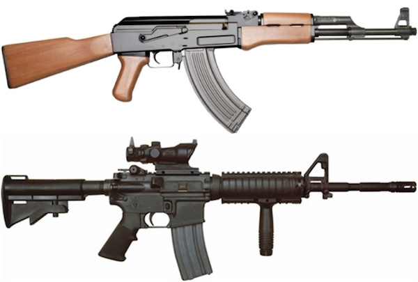 Assault-Rifles